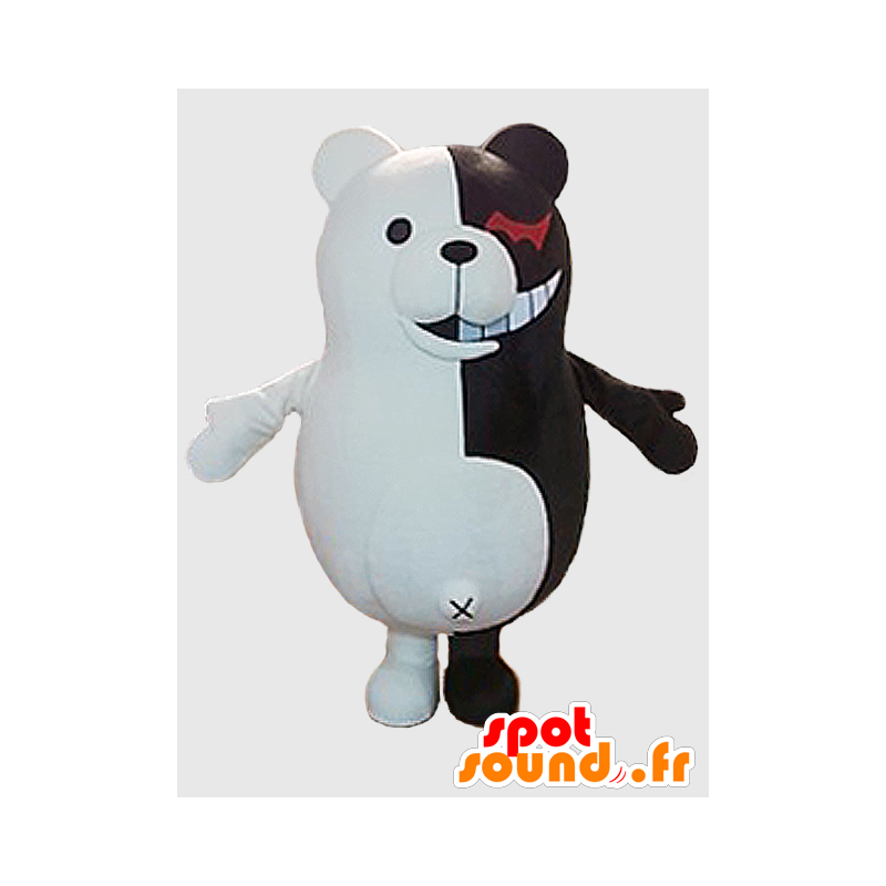 White Christmas Teddy Bear