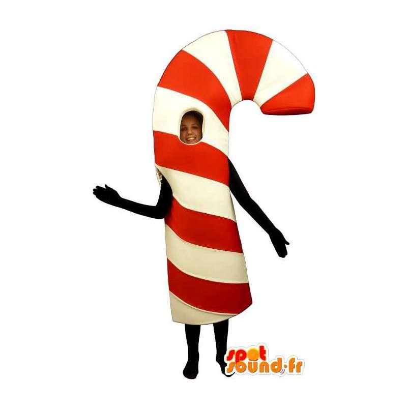 Mascot barley sugar giant - MASFR007198 - Mascots of pastry