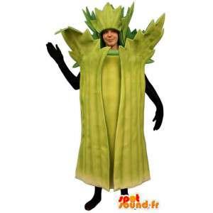 Mascot riesigen Sellerie - MASFR007201 - Maskottchen von Gemüse