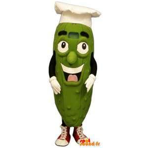 Mascot riesigen Gurke - MASFR007206 - Maskottchen von Gemüse