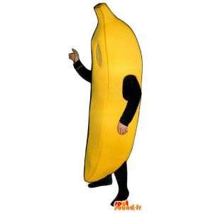 Mascot riesigen Banane.Banana Suit - MASFR007210 - Obst-Maskottchen