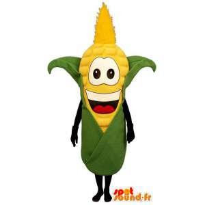 Mascot riesigen Maiskolben.Mais-Kostüm - MASFR007215 - Maskottchen von Gemüse