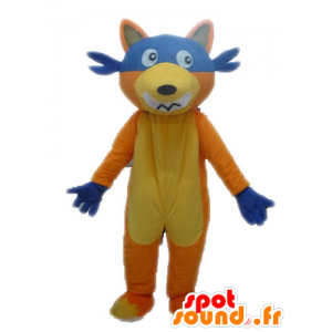 Swiper Maskottchen, Fuchs Dora the Explorer - MASFR028509 - Maskottchen-Fox