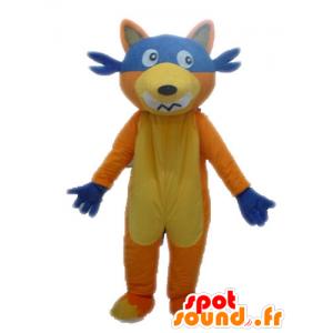 Swiper mascot, fox Dora the Explorer - MASFR028509 - Mascots Fox