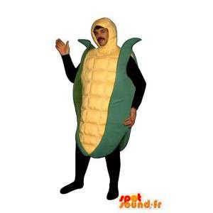 Mascot riesigen Maiskolben.Mais-Kostüm - MASFR007227 - Maskottchen von Gemüse