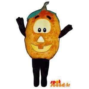 Mascote abóbora. Halloween Costume