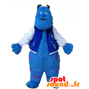 Mascot Sully, fremde Monster und Co. - MASFR028646 - Maskottchen Monster & Cie