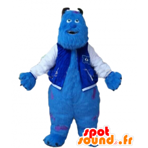 Mascotte de Sully, extra-terrestre de Monstres et cie - MASFR028646 - Mascottes Monster & Cie