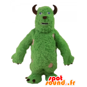 Mascot Sully, alien monsters and Co. - MASFR028667 - Mascots Monster & Cie