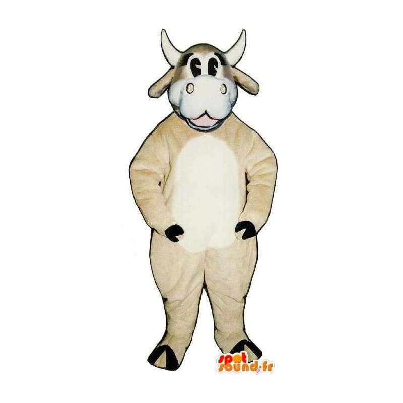Mascot cow. Cow costume - MASFR007276 - Mascot cow