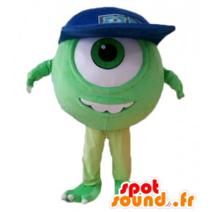 Bob mascot, famous alien monsters and Co. - MASFR028693 - Mascots Monster & Cie