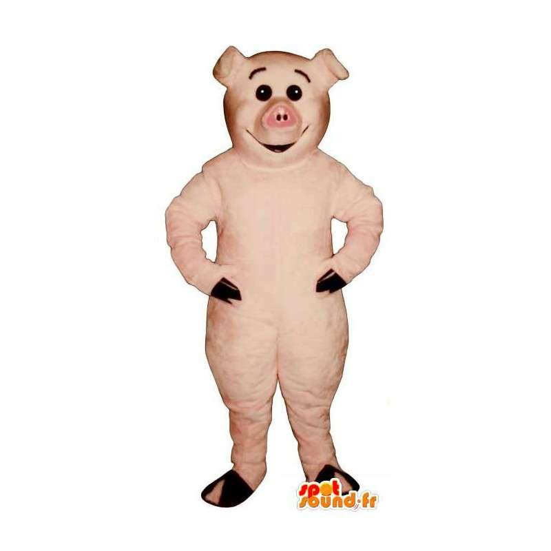 Pig costume. Costumes pig - MASFR007287 - Mascots pig