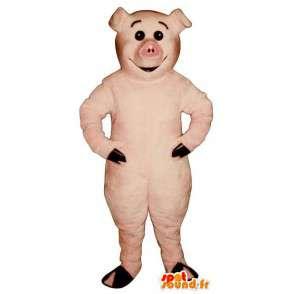 Schwein-Kostüm.Disguise Schwein - MASFR007287 - Maskottchen Schwein