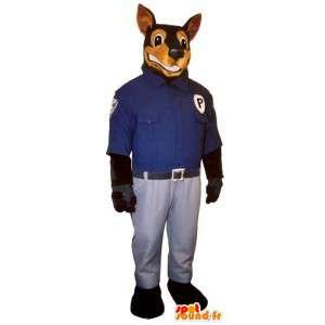 Rottweiler-Maskottchen.Hundekostüm - MASFR007352 - Hund-Maskottchen