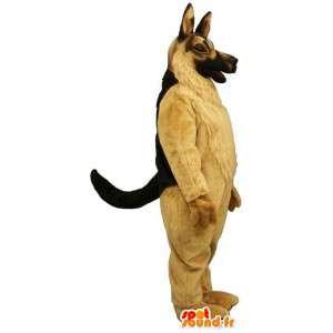 Saint Bernard maskot. Dog Costume - MASFR007367 - Dog Maskoter