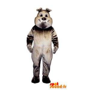 Pitbull hundmaskot. Pit bull kostym - Spotsound maskot