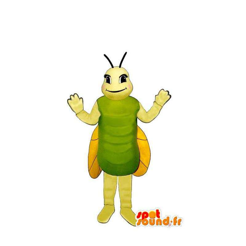 Mascot cricket. Costume Cricket - MASFR007371 - Mascots insect