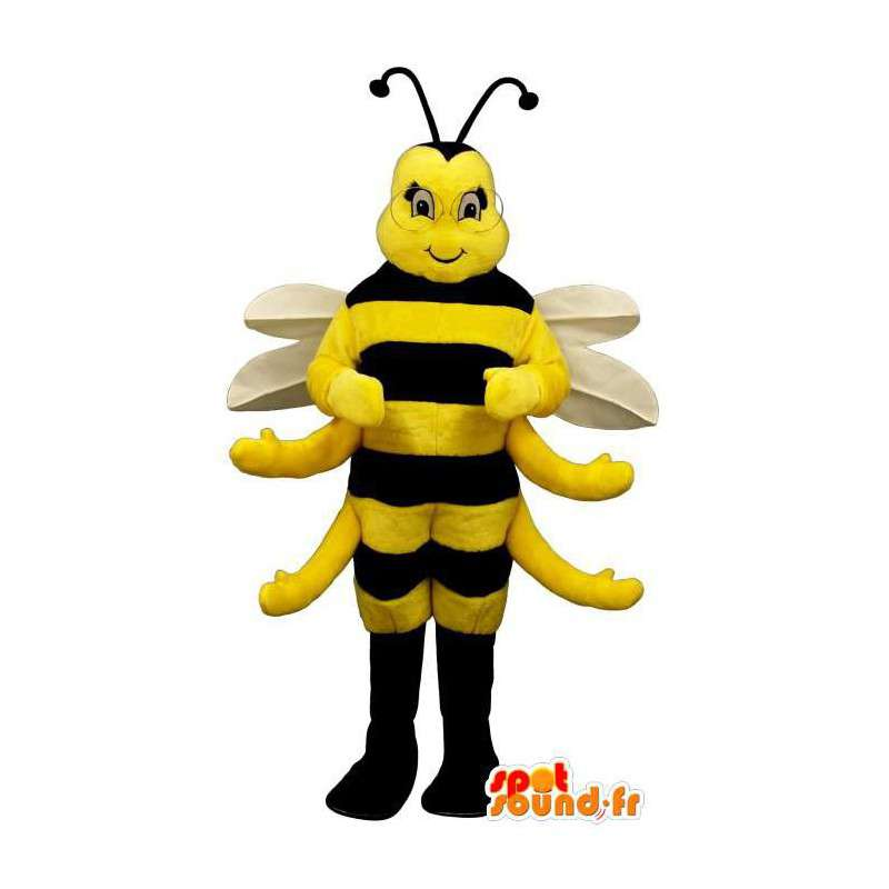 Bee Mascot. Bee Costume - MASFR007373 - Mascots bee