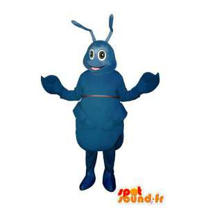 Maskotti Blue Beetle. Blue Bug Costume - MASFR007386 - maskotteja Hyönteisten