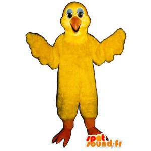 Costume giant canary. Costumes canary