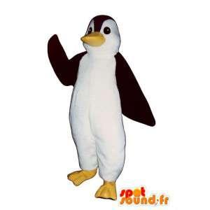 Pingvindrakt - Plysj størrelser