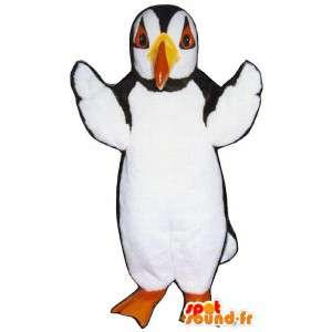 πιγκουίνος κοστούμι - βελούδινα μεγέθη