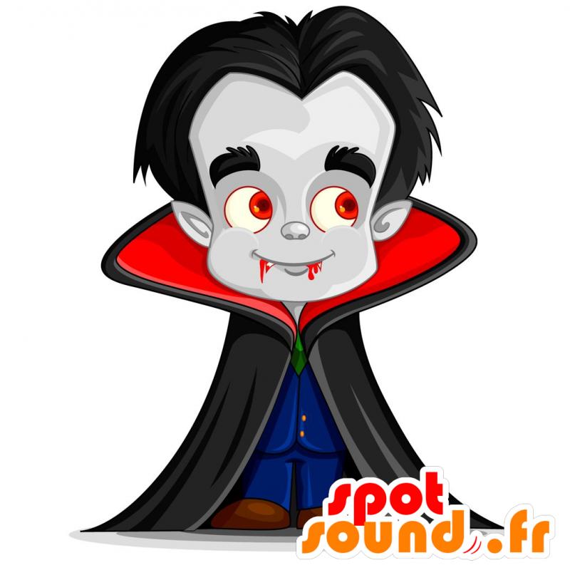 Purchase Vampire Mascot Mascot Dracula In 2d 3d Mascots