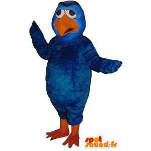 Bluebird i pomarańczowy maskotka - MASFR007494 - ptaki Mascot