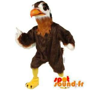 Mascot vulture tricolor - MASFR007497 - Mascot of birds