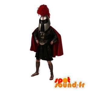Ritter-Maskottchen Gladiator