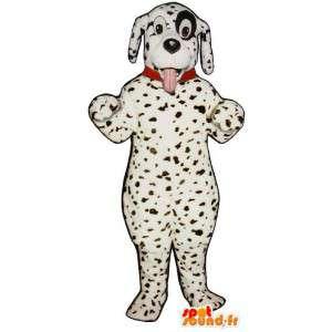 Mascotte de chien dalmatien - MASFR007589 - Mascottes de chien