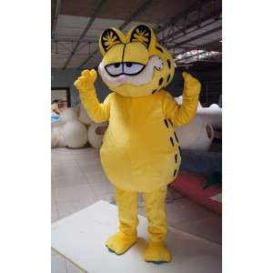 Mascots Odie and Garfield, the famous cat - 2 Pack - MASFR003009 - Mascots Garfield