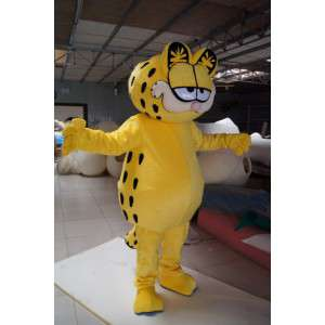 Mascots of Odie and Garfield, the famous cat - Pack of 2 -