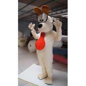Maskoti Odie a Garfield, slavný kočka - 2 balení - MASFR003009 - Garfield Maskoti