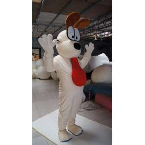 Mascottes de Odie et de Garfield, le célèbre chat - Pack de 2 - MASFR003009 - Mascottes Garfield