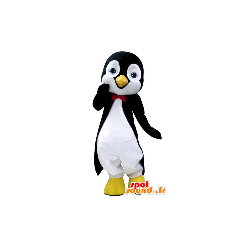 New Mascotte de pingouin noir et blanc 07f56e8ce07