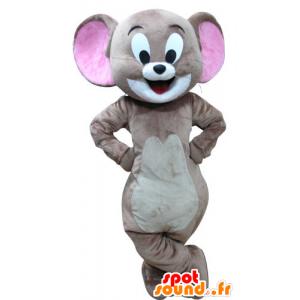 Jerry mascotte, de beroemde muis cartoon Tom en Jerry - MASFR031288 - Mascottes Tom and Jerry