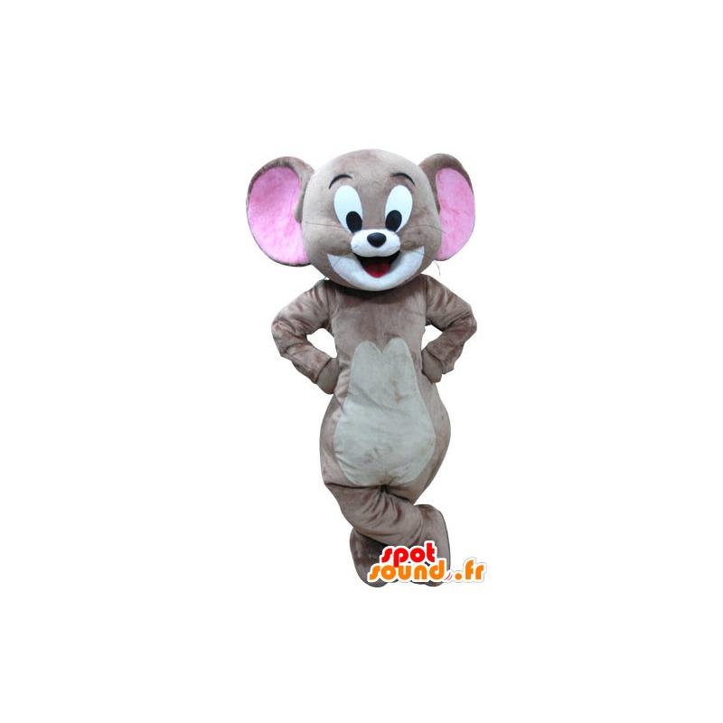 Jerry maskot, den berømte mus tegneserie Tom og Jerry - MASFR031288 - Mascottes Tom and Jerry