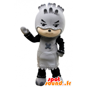 Mascot barn forkledd som bøddel. barn maskot - MASFR031534 - Maskoter Child