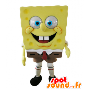 La mascota de Bob Esponja, el famoso personaje de dibujos animados - MASFR031572 - Bob esponja mascotas