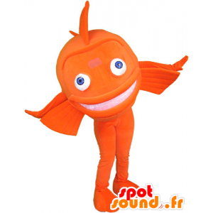 Gigante arancione pesce mascotte - MASFR032838 - Pesce mascotte