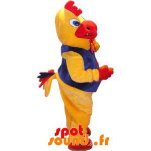 Maskotka ptak, kurczak,...