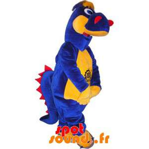 Mascotte de dinosaure...