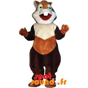 Mascot Hamster, Squirrel,...