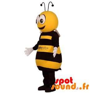 Mascot Giant Yellow And...