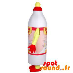 Bottle Of Glue Mascot Of...