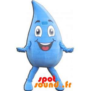 Mascot Giant Drop Of Water...