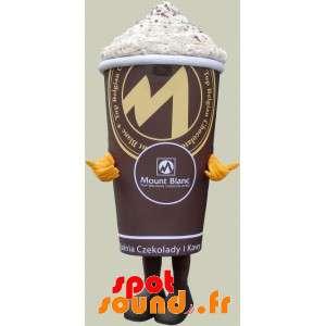 Beverage Mascot Chocolate...