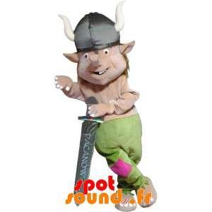 Leprechaun Mascot, Troll...