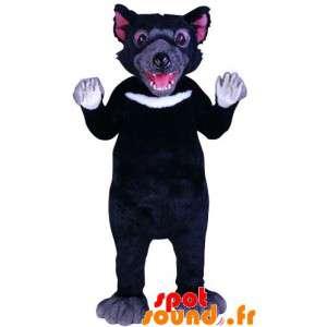 Tasmanian Devil Mascot...